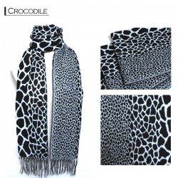 Shawl - Animal Print