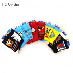 Special Kids Thin Character (10 Pair Set)