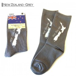 Gift Socks - NZ Grey