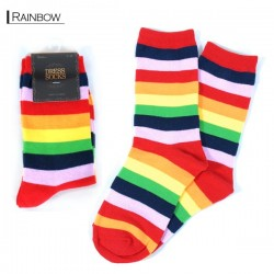 Women Dress - Rainbow