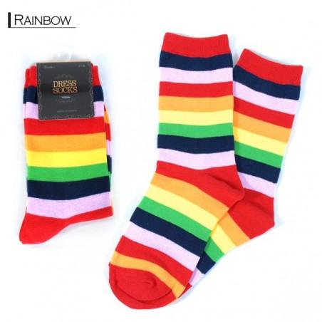 Women Dress - Rainbow