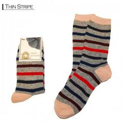 Wool Pattern - Thin Stripe