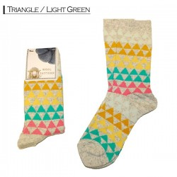 Wool Pattern - Triangle
