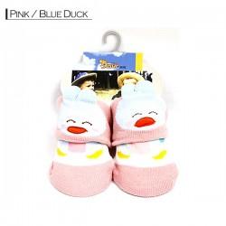 3D Baby - Pink / Blue Duck