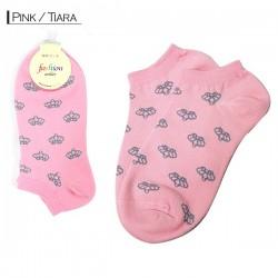 Fashion Anklet - Pink / Tiara