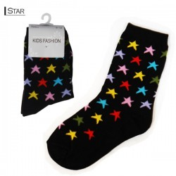 Kids Pattern Socks - Star