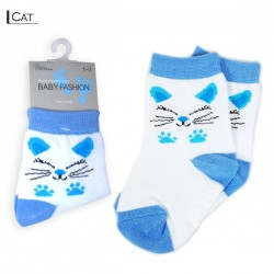 Baby Pattern - Cat