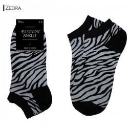 Fashion Anklet - Zebra