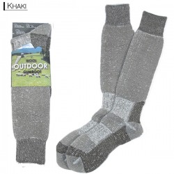 Wool Outdoor Gumboot