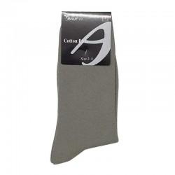 Thin Cotton Rich - Light Grey