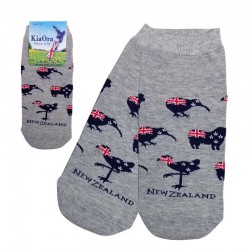 Souvenir Anklet - NZ Birds...
