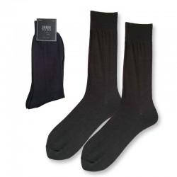 Men Dress - Plain / Black