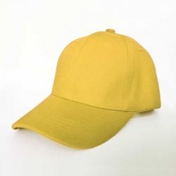 Plain Cap - Yellow