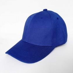 Plain Cap - Blue