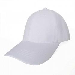 Plain Cap - White