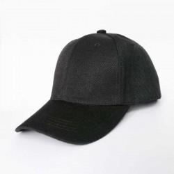 Plain Cap - Black