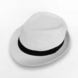 Fedora - White