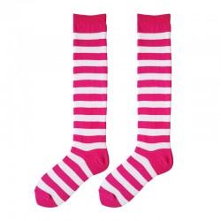 Fashion Knee High - Pink &...