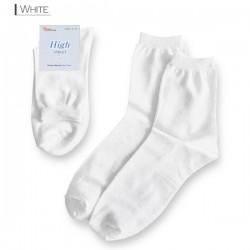 High Anklet/White
