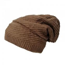 Fashion Beanie Type1 / Brown