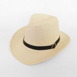 Cowboy Fedora - Beige