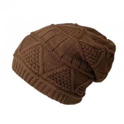 Fashion Beanie Type2  / Brown