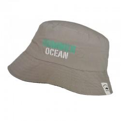 Kids Bucket Hat - Summer Ocean