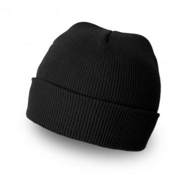 Plain Colour Beanie 13 / Black