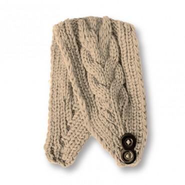 Twist Knitted Headband -...