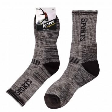 Active Sports Long Socks - B