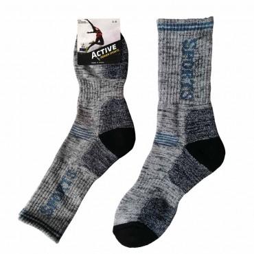 Active Sports Long Socks - E