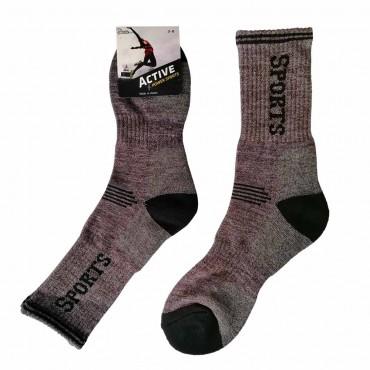 Active Sports Long Socks - F