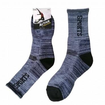 Active Sports Long Socks - A