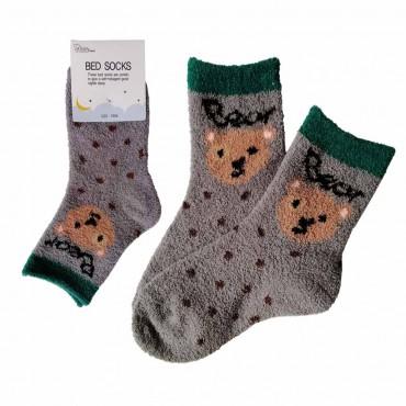 Bed Socks - Bear