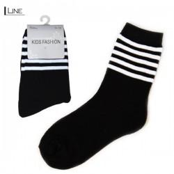 Kids Pattern Socks - Line
