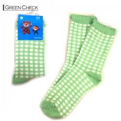 Kids Pattern Socks - Green...