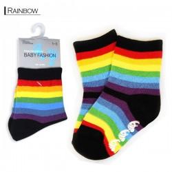 Baby Pattern - Rainbow