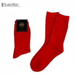 Women Dress - Plain Red