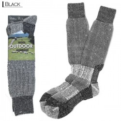 Wool Outdoor Gumboot