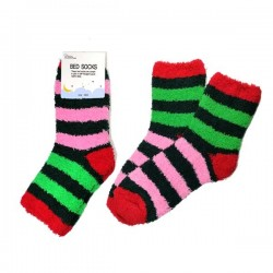 Bed Socks-Candy Colour Stripe4