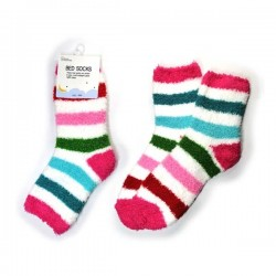 Bed Socks-Candy Colour Stripe5