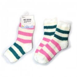 Bed Socks-Candy Colour Stripe6