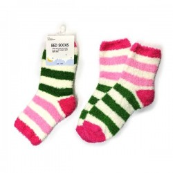 Bed Socks-Candy Colour Stripe8