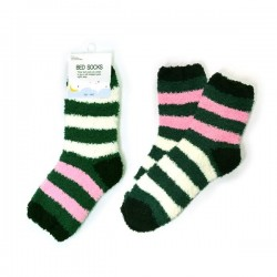 Bed Socks-Candy Colour Stripe9