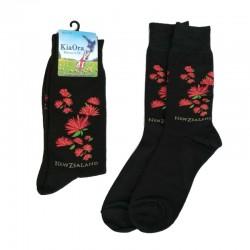 Gift Socks - Pohutukawa