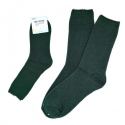 Bed Socks - Green Tree