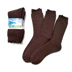 Himalaya 3 Pairs Pack - Brown