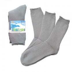 Himalaya 3 Pairs Pack - Grey