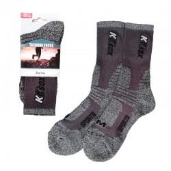 Trekking Socks - Taupe