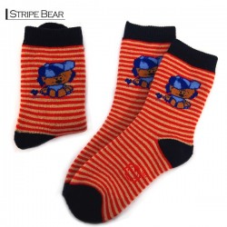 Kids Thick Pattern Socks -...